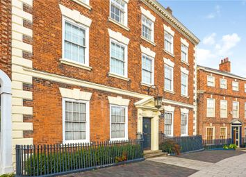 Thumbnail 8 bed terraced house for sale in Welsh Row, Nantwich, Cheshire
