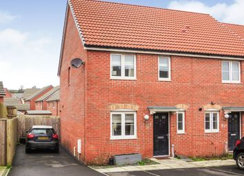 Thumbnail 3 bed semi-detached house for sale in Gwern Close, Wenvoe, Cardiff