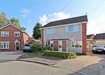 Thumbnail 2 bed semi-detached house for sale in Byron Avenue, Beddau, Pontypridd