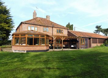 Thumbnail 4 bedroom property to rent in Ilketshall St. John, Beccles