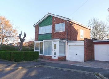 Thumbnail 3 bedroom detached house for sale in Egham Road, Chapel House, Newcastle Upon Tyne