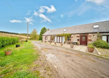 Thumbnail 3 bed barn conversion for sale in Auchterless, Turriff, Aberdeenshire