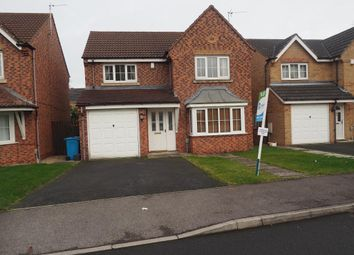 Thumbnail 4 bedroom detached house to rent in Chandlers Court, Victoria Dock, Hull, East Yorkshire
