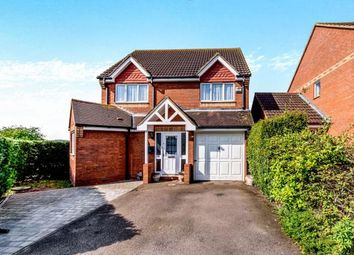 Thumbnail 4 bed detached house for sale in De Havilland Avenue, Shortstown, Bedford, Bedfordshire