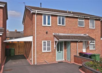 Thumbnail 2 bedroom property for sale in Near Vallens, Hadley, Telford