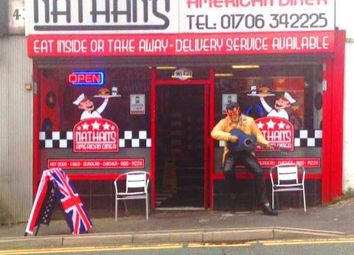 Thumbnail Restaurant/cafe for sale in Rochdale OL16, UK