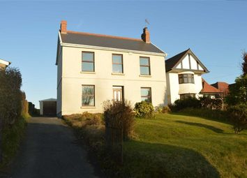 Thumbnail 4 bedroom detached house for sale in Hen Parc Lane, Upper Killay, Swansea