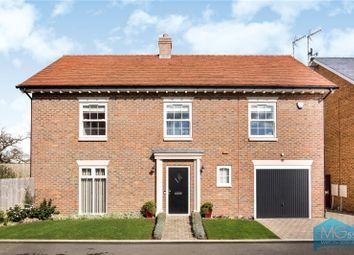 5 bed detached house for sale in Bentley Place, Bentley Heath, Barnet, Hertfordshire EN5
