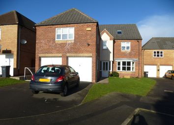 Thumbnail 6 bed detached house for sale in Deeley Close, Watnall, Nottingham