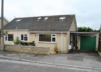 Thumbnail 3 bed detached bungalow for sale in Sunnymead, Midsomer Norton, Radstock