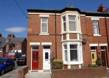 Thumbnail 1 bed flat to rent in Delaval Terrace, Gosforth, Newcastle Upon Tyne