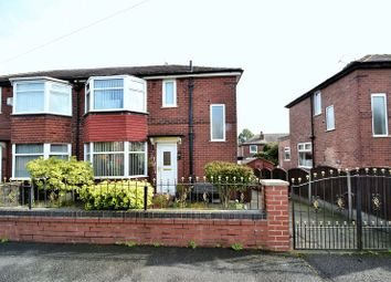Thumbnail 3 bed semi-detached house for sale in Hawthorn Drive, Pendlebury, Swinton, Manchester