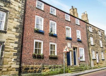 Thumbnail 4 bed terraced house for sale in Bailiffgate, Alnwick, Northumberland