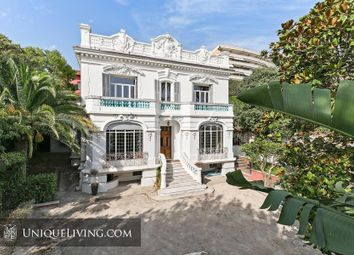 Thumbnail 8 bed villa for sale in Mont Baron, Nice, French Riviera