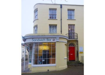Thumbnail 1 bed flat to rent in Flat 1, 33 St. Georges Place, Cheltenham