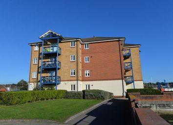 Thumbnail 2 bedroom flat to rent in Quayside Road, Southampton