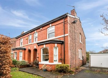Thumbnail 3 bed semi-detached house for sale in Hazelhurst Road, Worsley, Manchester