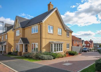 Dulwich Avenue, Dunton Fields, Laindon SS15. 4 bed detached house for sale