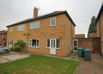 Thumbnail 4 bed semi-detached house to rent in Wulfstan Way, Cambridge