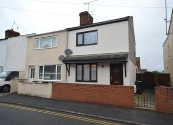 Thumbnail 2 bed semi-detached house for sale in Hawkins Street, Swindon, Wiltshire