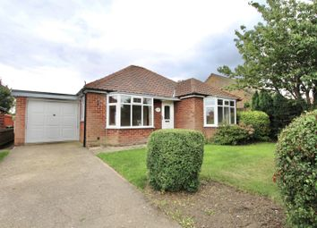Thumbnail 3 bedroom detached bungalow for sale in Bennymoor Lane, Osgodby