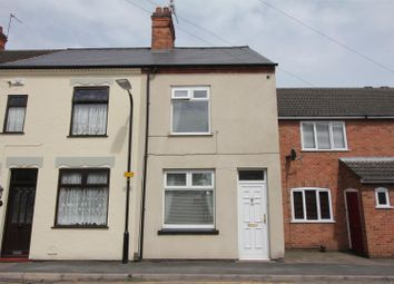 Thumbnail 2 bed terraced house for sale in New Street, Earl Shilton, Leicester