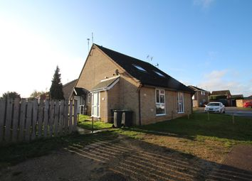 Thumbnail 1 bed property for sale in Flatford Close, Stowmarket