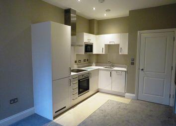 Thumbnail 1 bed flat to rent in St. John Street, Lichfield