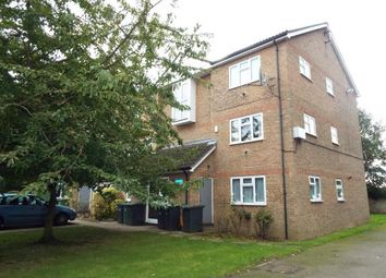 Thumbnail 2 bedroom flat for sale in Quilter Close, Luton, Bedfordshire