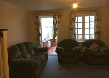 Thumbnail 2 bed terraced house to rent in Bernhart Close, Edgware