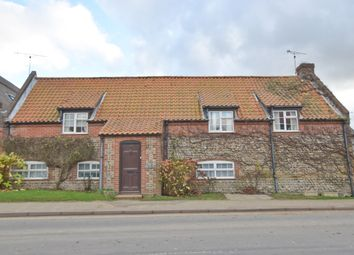 Thumbnail 3 bed barn conversion for sale in High Street, Mundesley, Norwich
