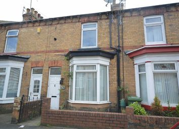 Thumbnail 2 bed terraced house for sale in Candler Street, Scarborough