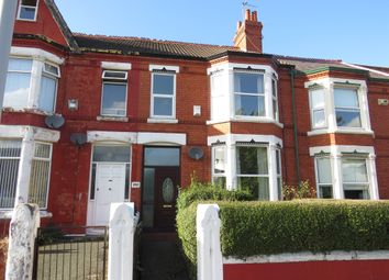 Thumbnail 3 bed terraced house for sale in Park Road North, Birkenhead