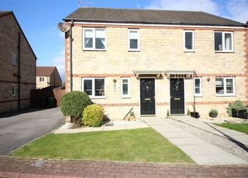 Thumbnail 3 bed semi-detached house for sale in St Pancras Close, Dinnington, Sheffield
