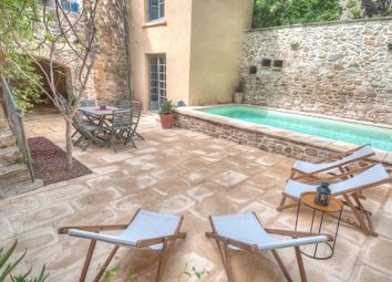 Thumbnail 5 bed town house for sale in Uzès, Gard, Languedoc-Roussillon, France