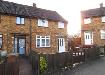 Thumbnail 1 bed end terrace house to rent in Ashburnham Close, Carpenters Park, Hertfordshire