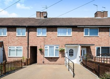 Thumbnail 3 bed terraced house for sale in Lowfields Drive, York