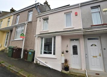 3 bed terraced house for sale in Eliot Street, Weston Mill, Plymouth, Devon PL5