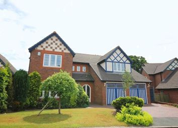Thumbnail 5 bed detached house for sale in Friarsgate Close, Calderstones, Liverpool