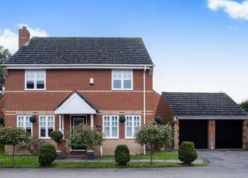 Thumbnail 4 bed detached house for sale in Low Side, Upwell, Wisbech