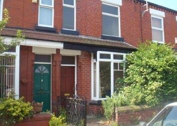 Thumbnail Terraced house to rent in Norwood Avenue, East Didsbury, Manchester