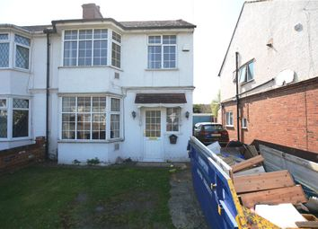 Thumbnail 3 bedroom semi-detached house for sale in Zealand Avenue, Harmondsworth, West Drayton