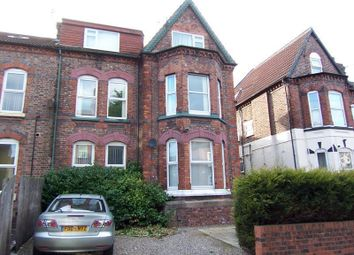 Thumbnail 2 bed flat to rent in Alexandra Road, Prenton, Wirral