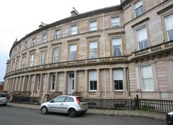 Thumbnail 1 bed flat to rent in Crown Circus, Dowanhill