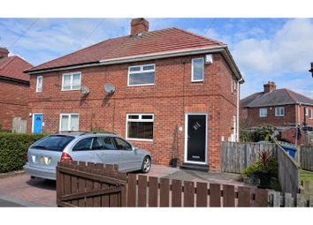 2 bed semi-detached house for sale in Chipchase Crescent, Newcastle Upon Tyne NE5
