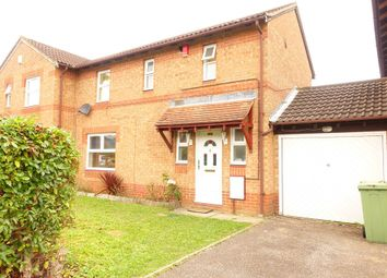 Thumbnail 3 bed semi-detached house to rent in Century Avenue, Oldbrook, Milton Keynes
