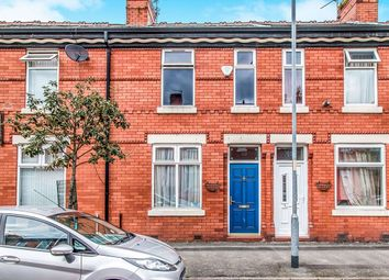 Thumbnail 2 bedroom terraced house for sale in Carlton Avenue, Rusholme, Manchester