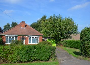 Thumbnail 3 bed bungalow for sale in Heath Lane, Blackfordby