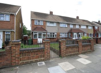 Thumbnail 3 bed end terrace house for sale in Dock Road, Tilbury