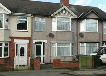 Thumbnail 3 bed terraced house to rent in Avon Street, Wyken, Coventry